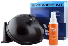 Honda CRF 450 09 10 11 12 No Toil Bike Wash Kit Cleaner & Air Box Cover